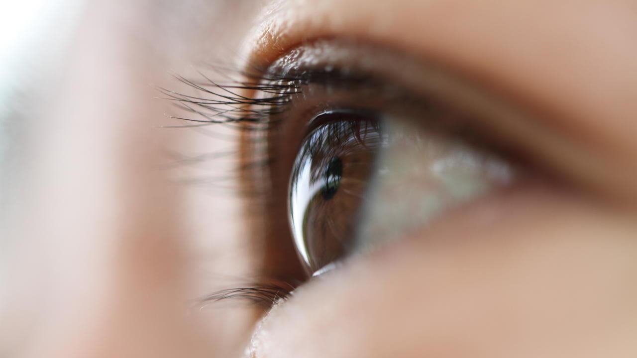 حساسیت بالای چشم